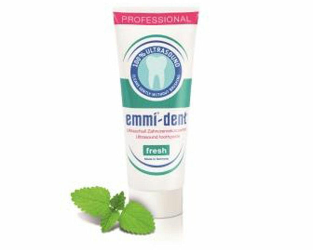 Emmi-dent ultrahangos fogkrém Fresh (75ml)