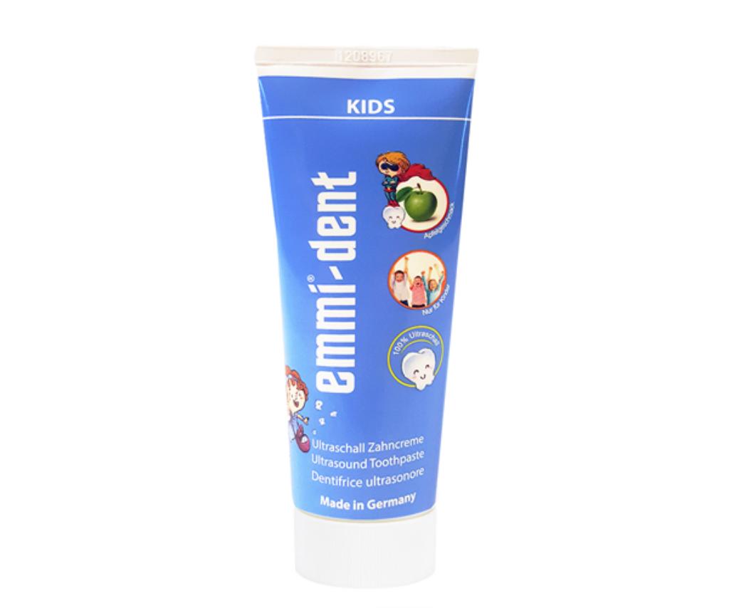 Emmi-dent ultrahangos fogkrém Kids gyerekeknek (75ml)