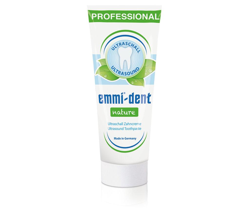 Emmi-dent ultrahangos fogkrém Nature (75ml)
