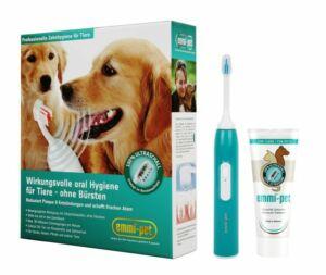 Emmi-pet ultrahangos fogkefe kutyáknak és cicáknak - jópatikus