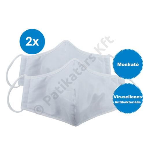 Emmi®-NANOSILVER - gumis arcmaszk (2x)
