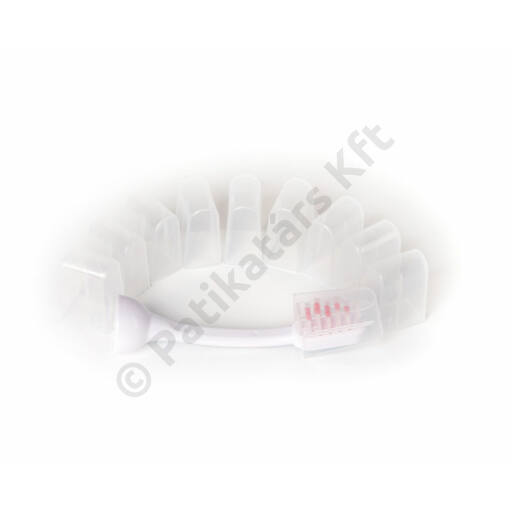 Emmi-dent védőkupak - ultrahangos fogkefefejekhez (10x)