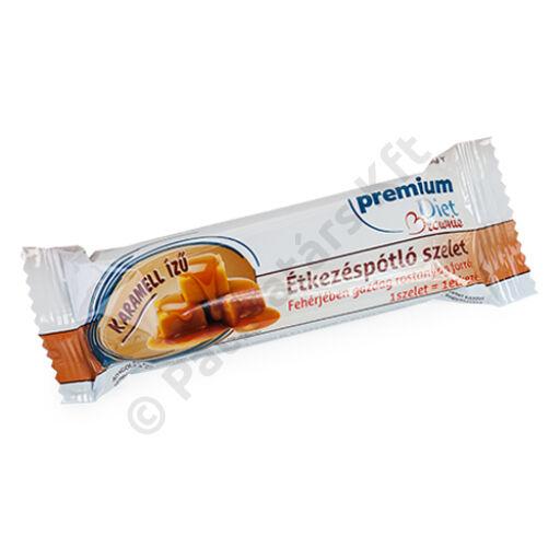 Premium Diet Brownie szelet karamellás (1x)