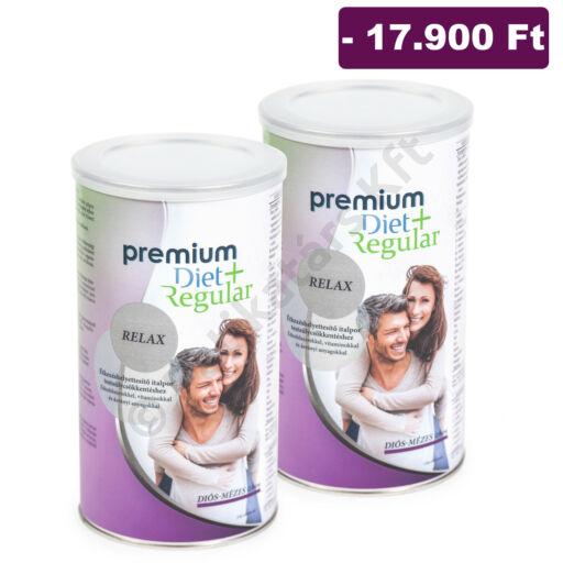 Premium Diet Regular +Relax - AKCIÓS csomag