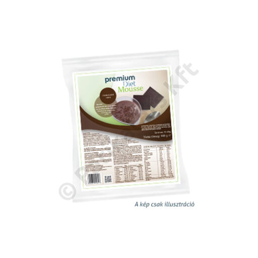 Premium Diet Mousse-csokoládés (30x)