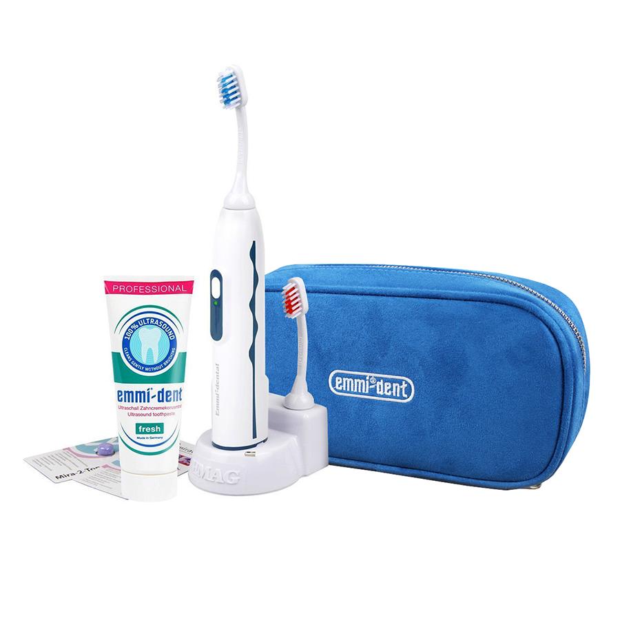 Emmi-dent Professional 2.0 ultrahangos fogkefe - szett