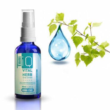 Emmi iQ Vital Herb szájspray (50ml)