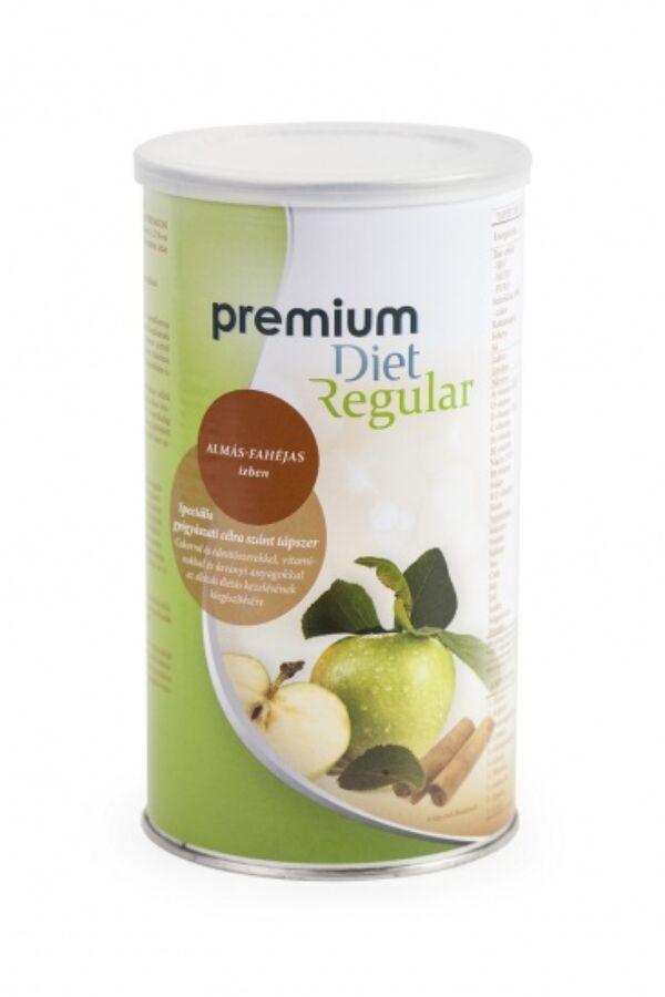 Premium Diet Regular - almás-fahéjas ízű (440g/25adag)