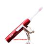 Kép 2/4 - Emmi®-dent Metallic ultrahangos fogkefe szett - Rolls-Royce metálpiros